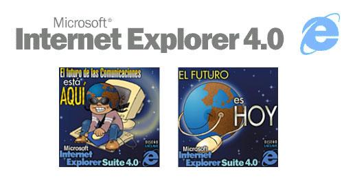 lanzamiento Internet Explorer en España por LACLAVE