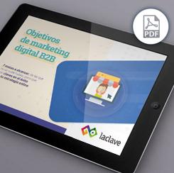 Objetivos de marketing digital B2B