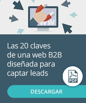 Objetivos de marketing digital B2B